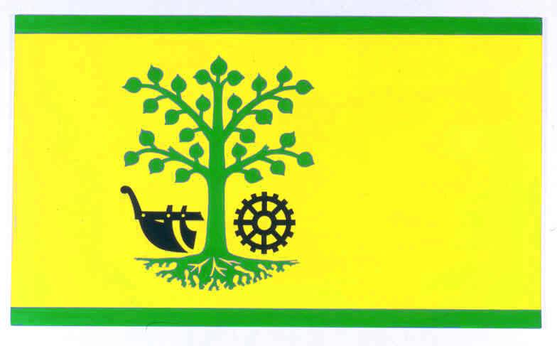 Flagge GemeindeHoisdorf, Kreis Stormarn