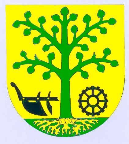 Wappen GemeindeHoisdorf, Kreis Stormarn