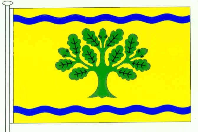 Flagge GemeindeHoltsee, Kreis Rendsburg-Eckernförde