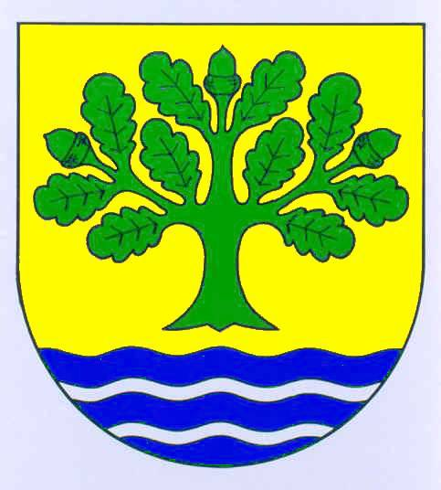 Wappen GemeindeHoltsee, Kreis Rendsburg-Eckernförde