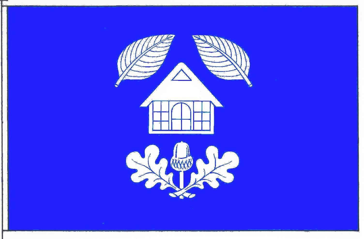 Flagge GemeindeHolzbunge, Kreis Rendsburg-Eckernförde