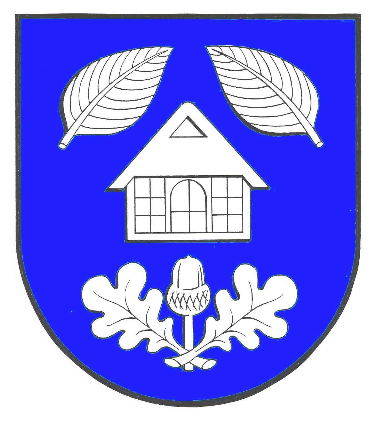 Wappen GemeindeHolzbunge, Kreis Rendsburg-Eckernförde