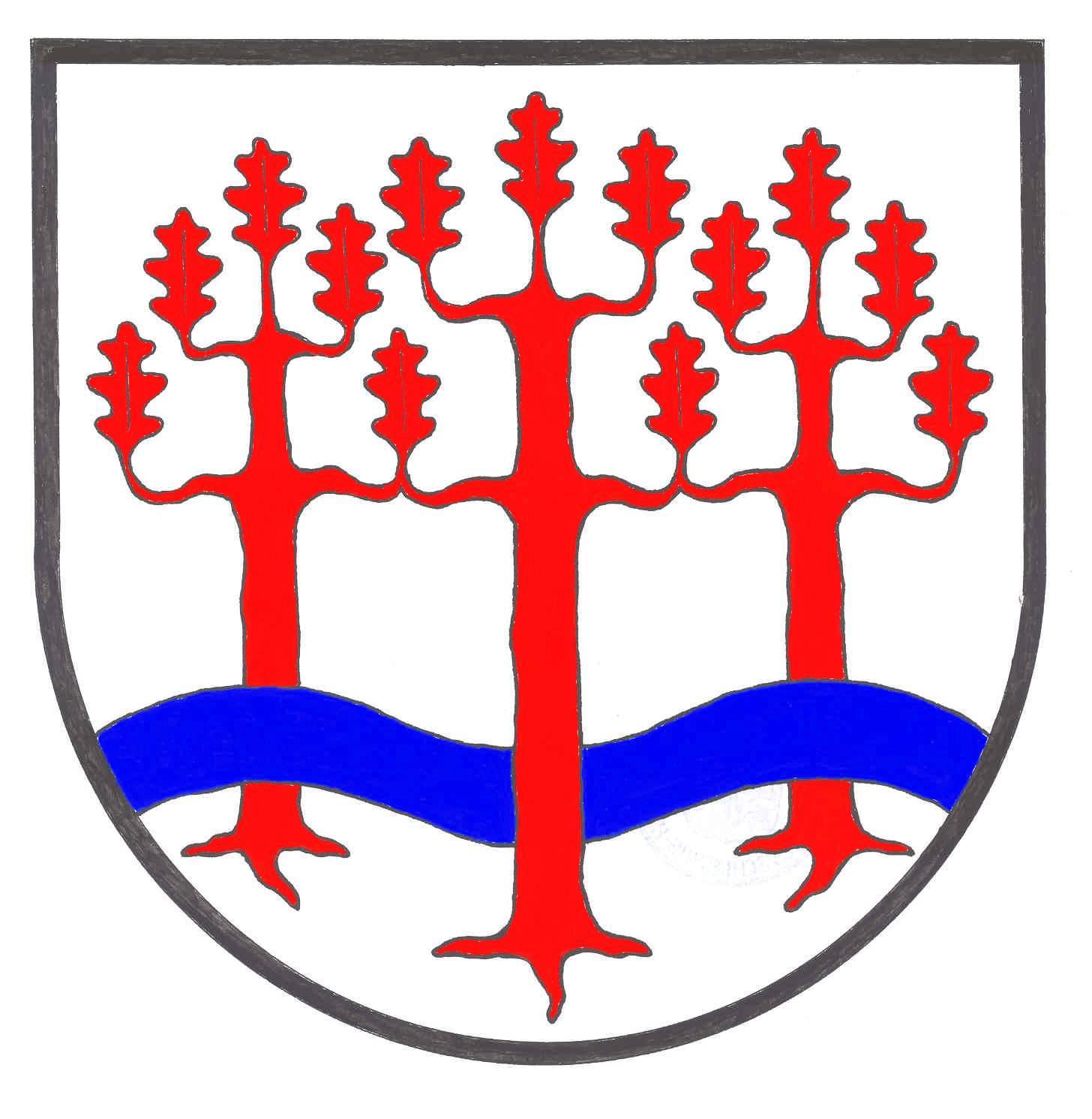 Wappen GemeindeHolzdorf, Kreis Rendsburg-Eckernförde
