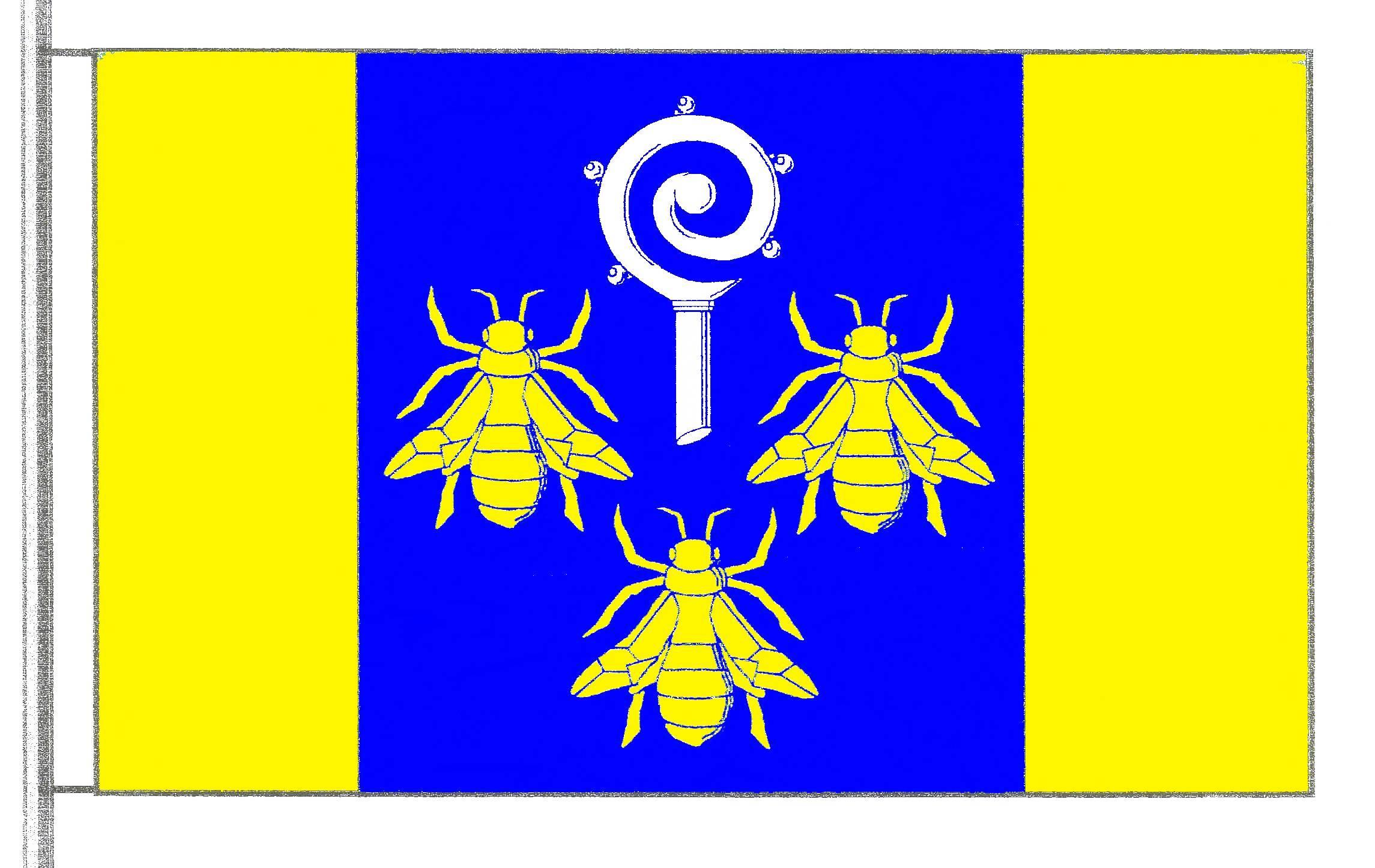 Flagge GemeindeHonigsee, Kreis Plön