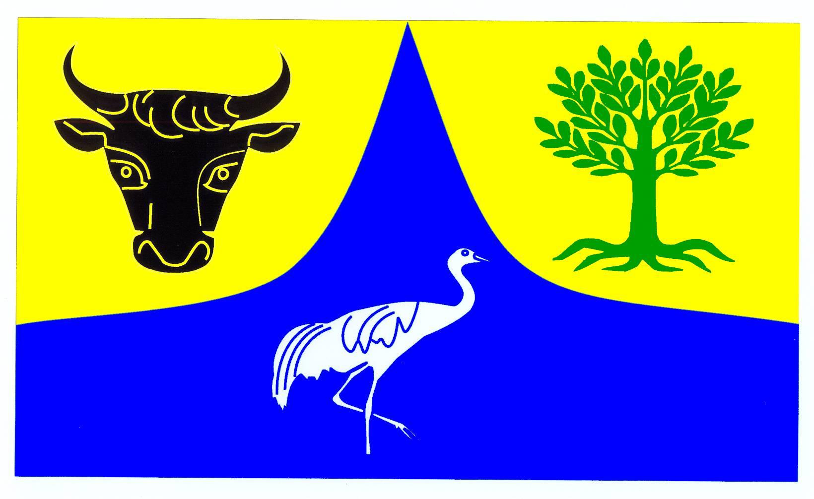 Flagge GemeindeHorst, Kreis Herzogtum Lauenburg