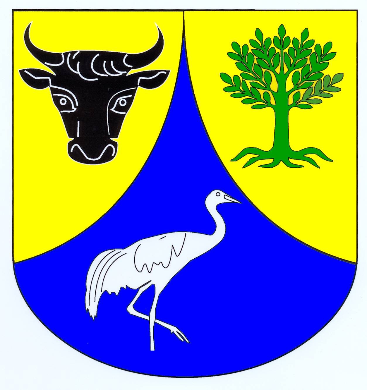 Wappen GemeindeHorst, Kreis Herzogtum Lauenburg