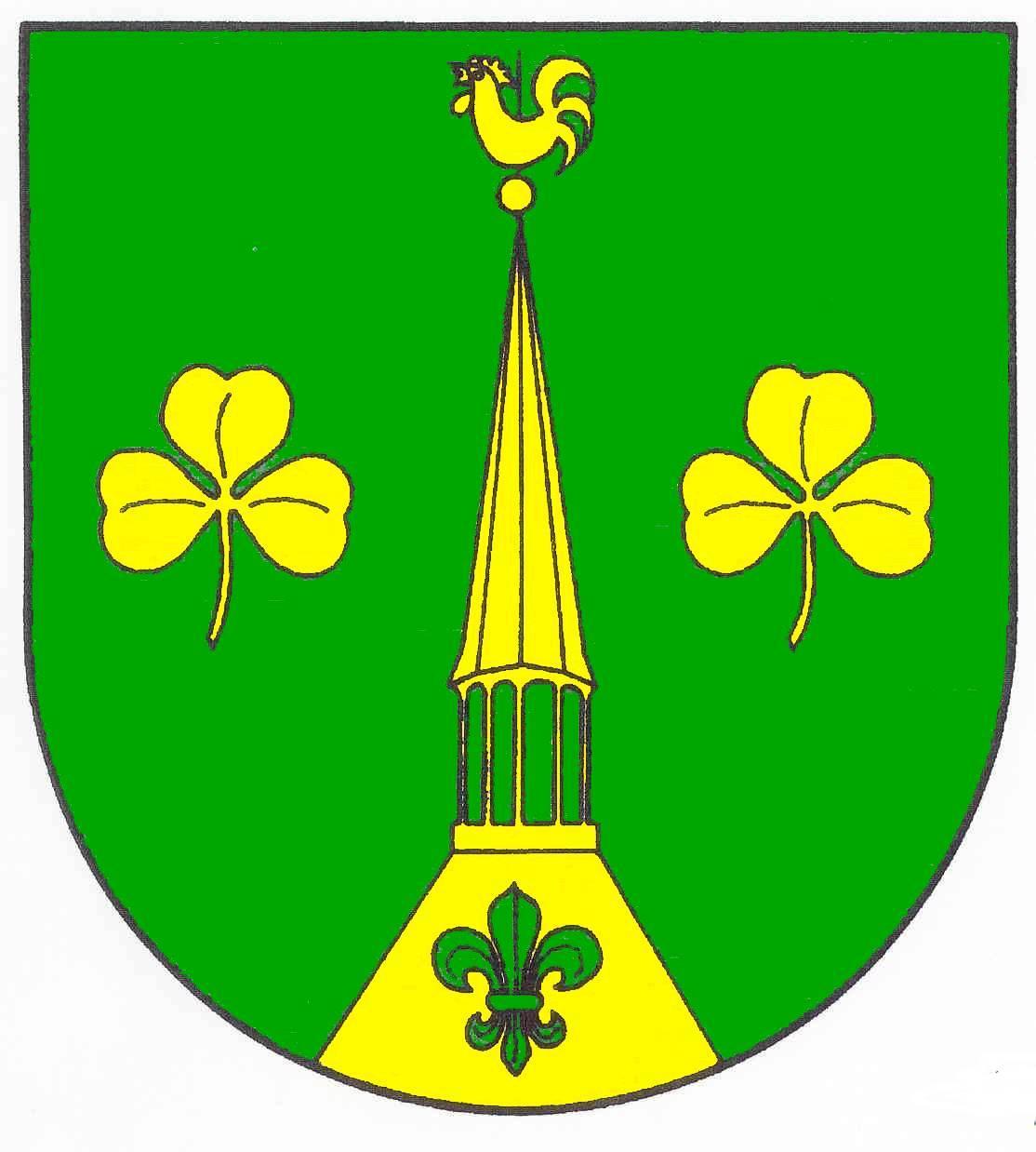 Wappen GemeindeHürup, Kreis Schleswig-Flensburg