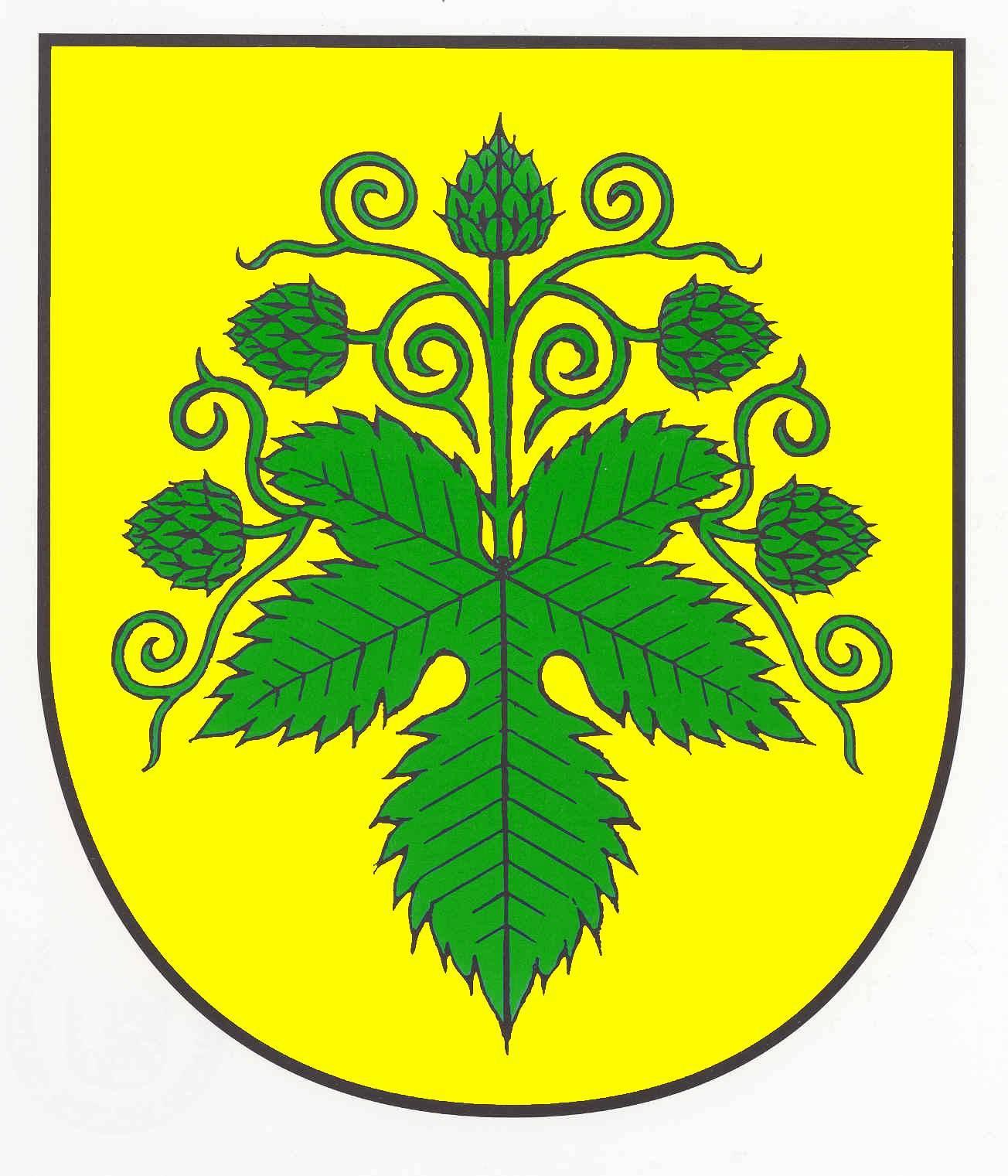 Wappen GemeindeHummelfeld, Kreis Rendsburg-Eckernförde