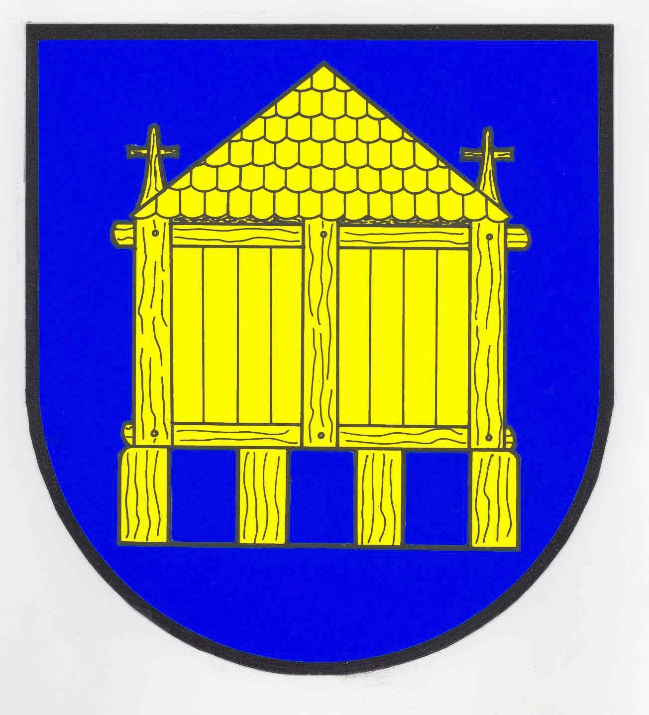 Wappen GemeindeHusby, Kreis Schleswig-Flensburg