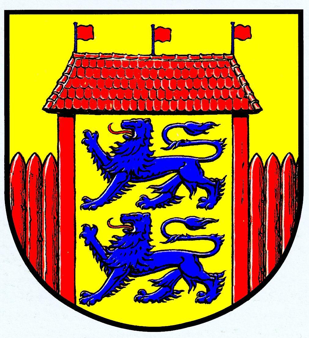 Wappen StadtHusum, Kreis Nordfriesland