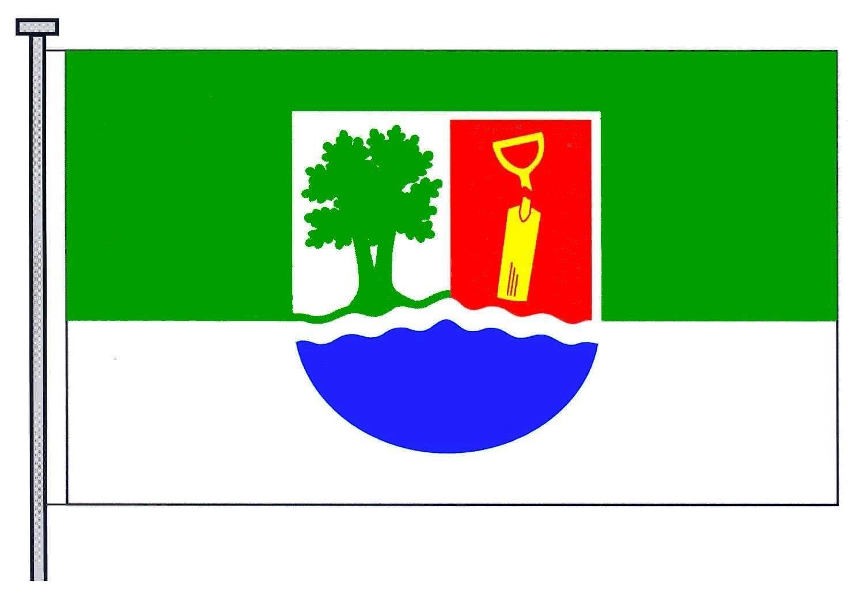 Flagge GemeindeItzstedt, Kreis Segeberg