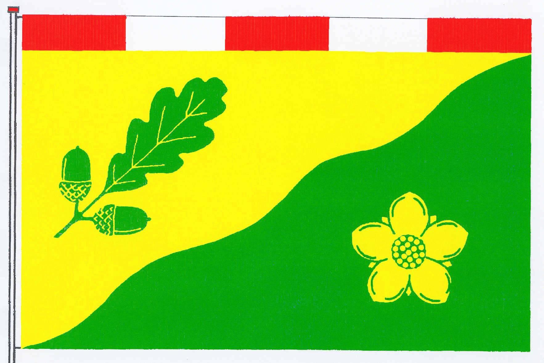 Flagge GemeindeJanneby, Kreis Schleswig-Flensburg