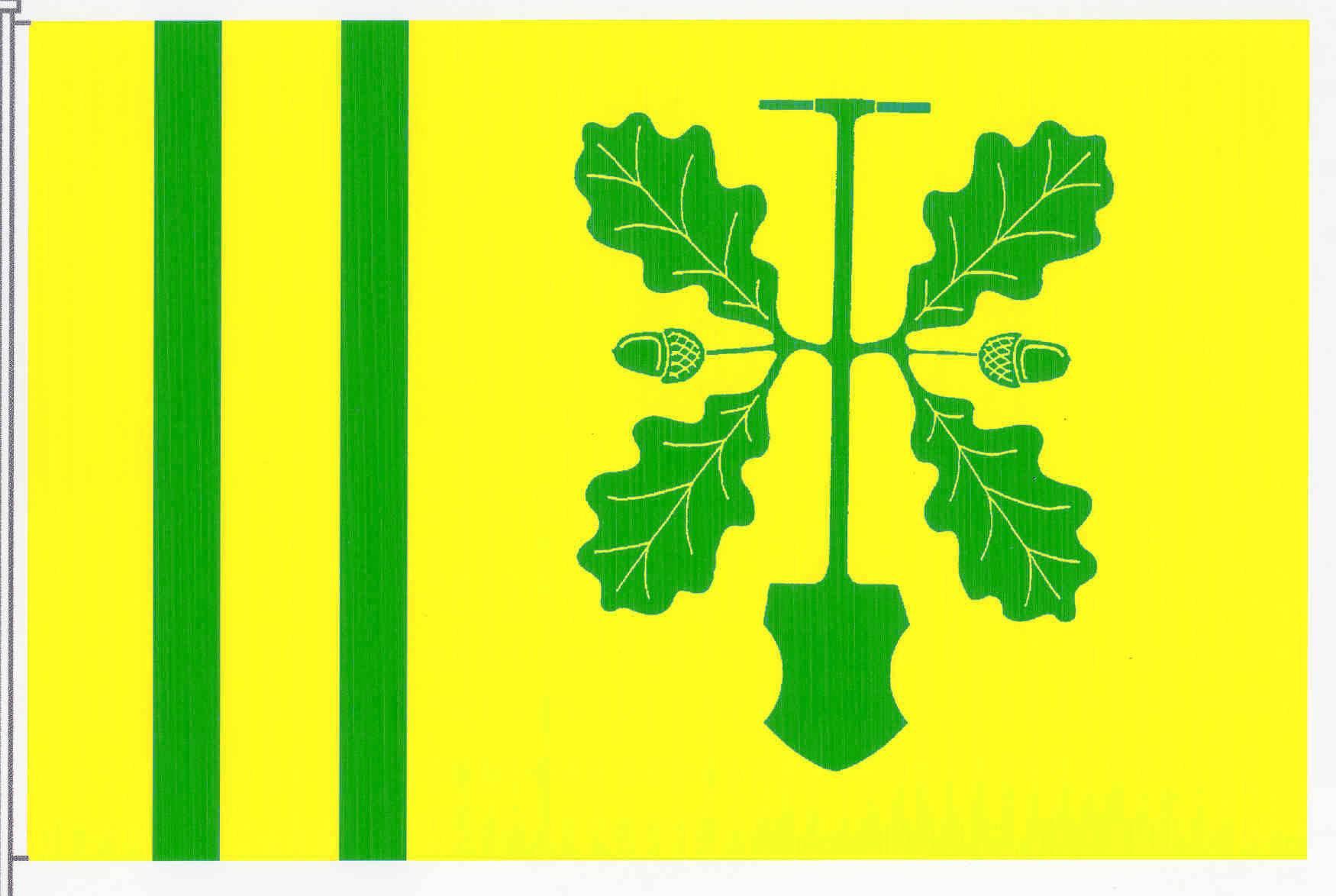 Flagge GemeindeJarplund-Weding, Kreis Schleswig-Flensburg