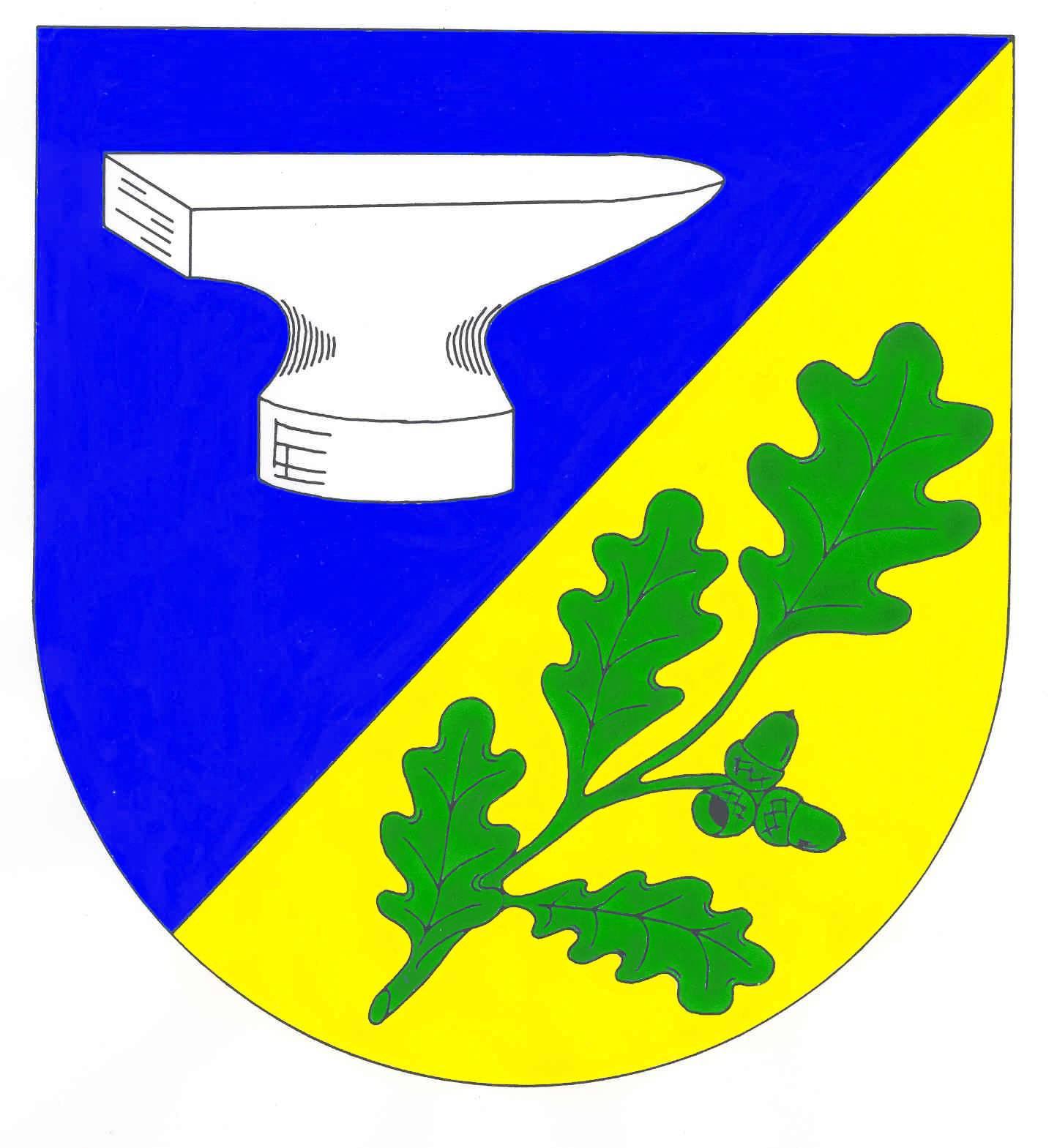 Wappen GemeindeJerrishoe, Kreis Schleswig-Flensburg