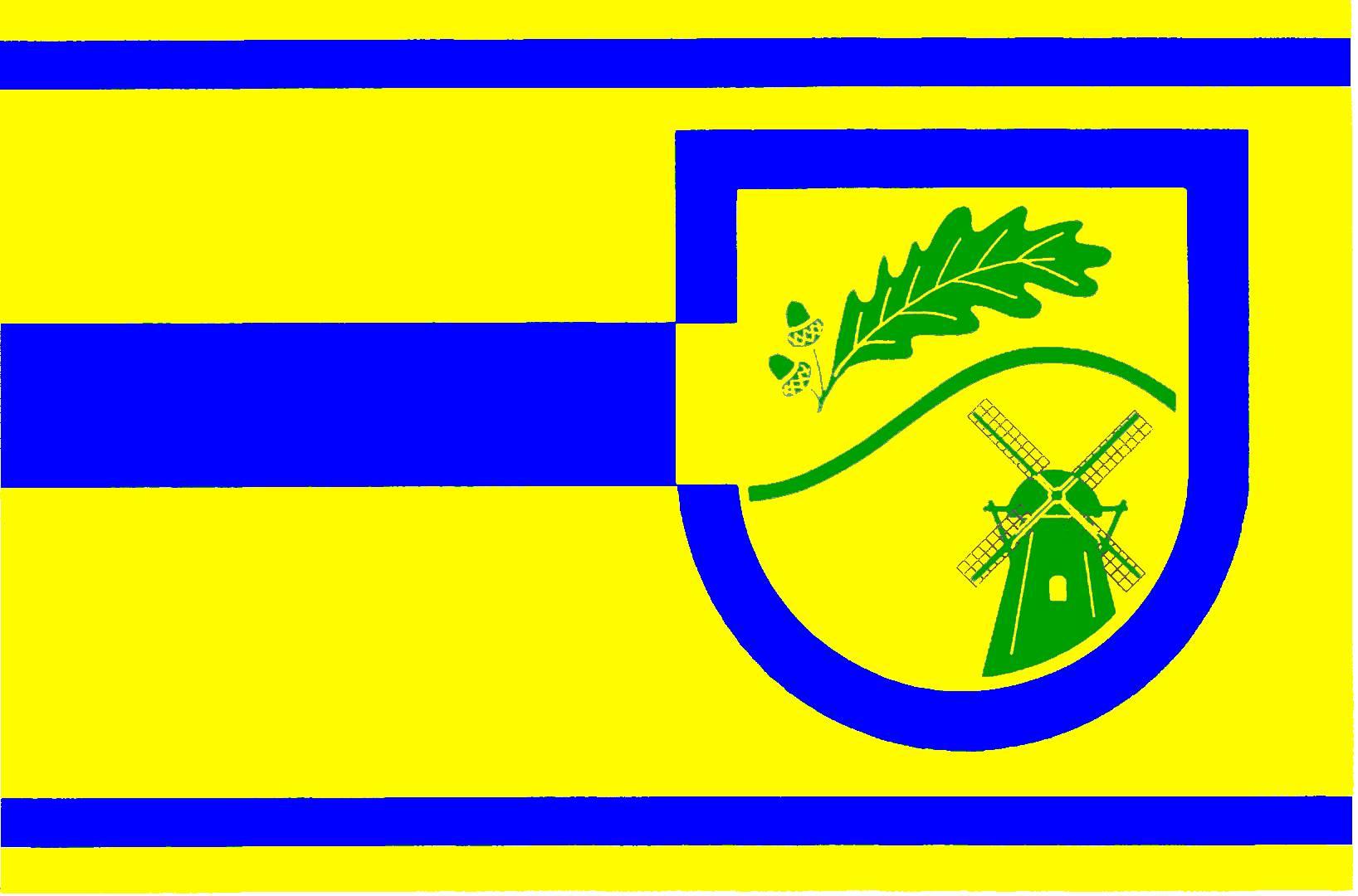 Flagge GemeindeJoldelund, Kreis Nordfriesland