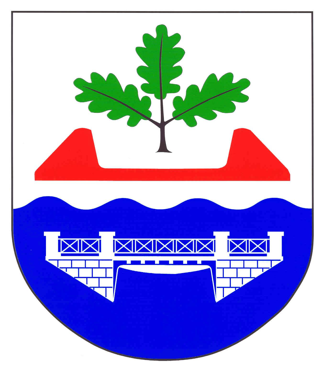 Wappen GemeindeKaaks, Kreis Steinburg