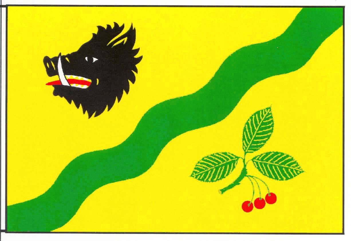 Flagge GemeindeKabelhorst, Kreis Ostholstein