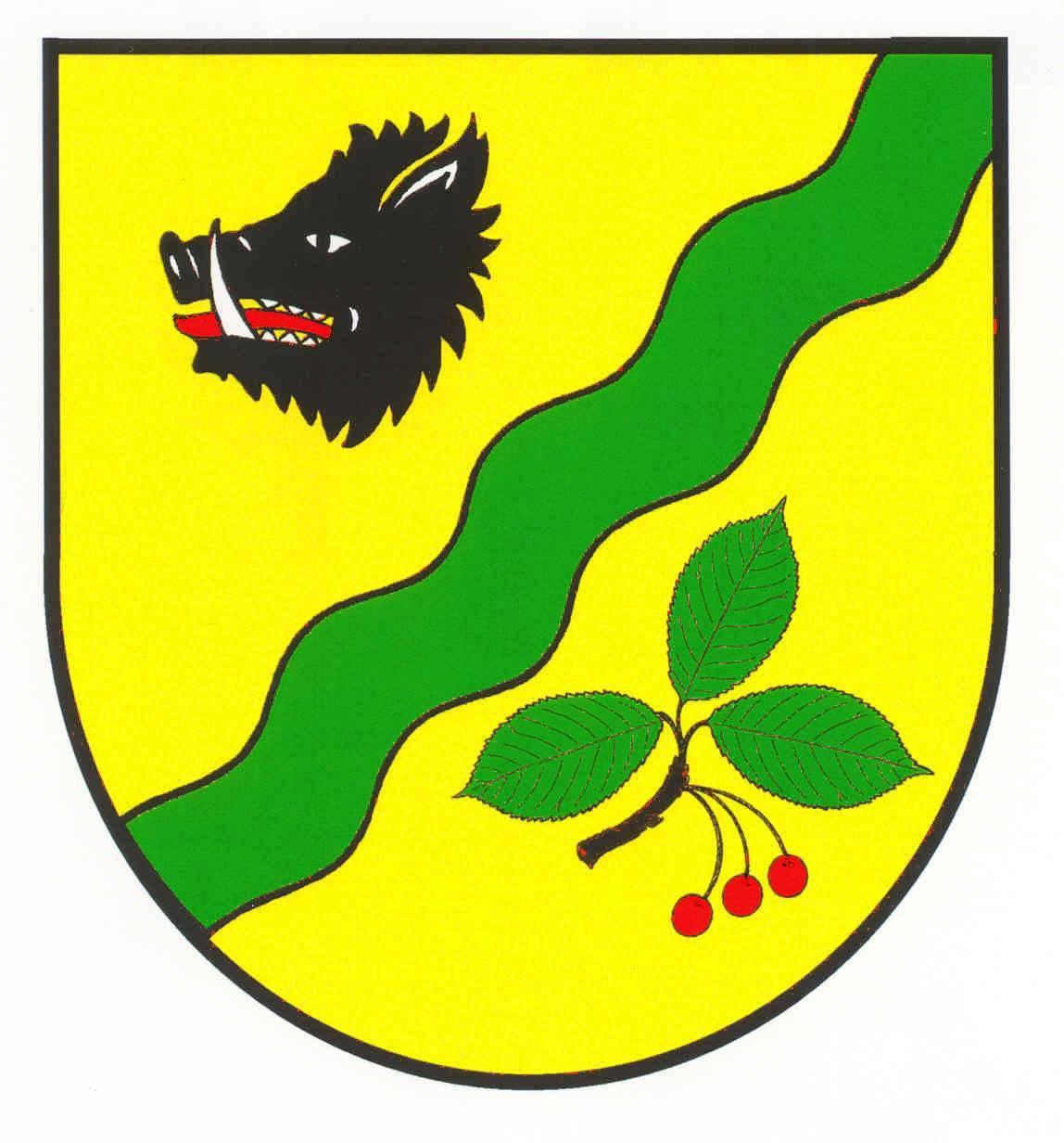Wappen GemeindeKabelhorst, Kreis Ostholstein