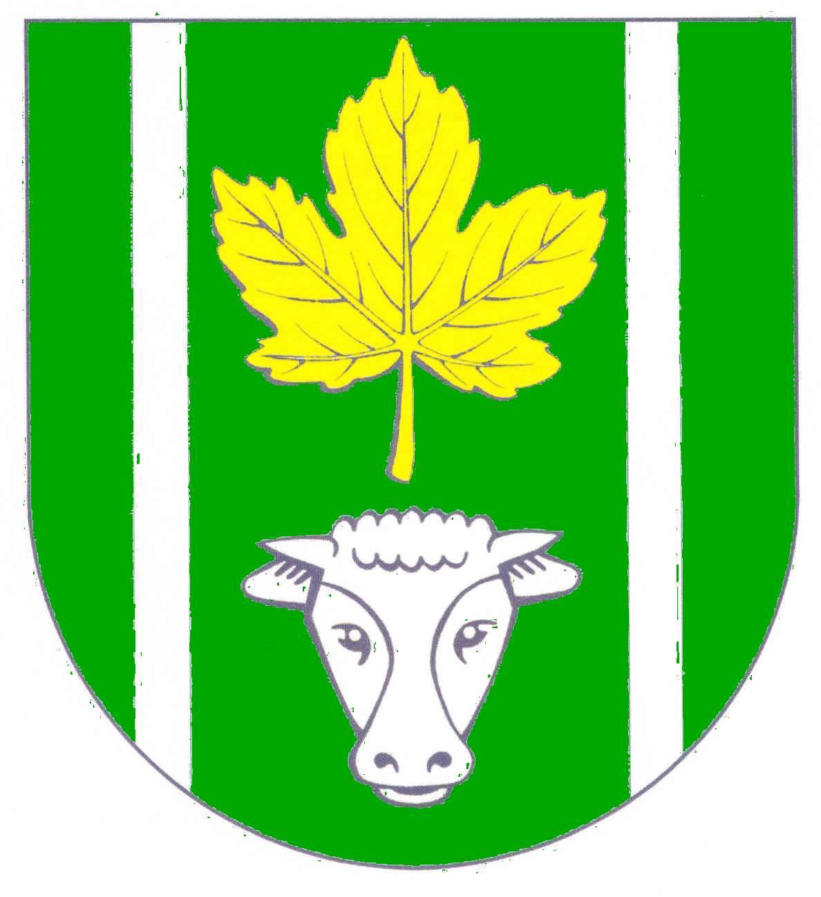 Wappen GemeindeKaisborstel, Kreis Steinburg