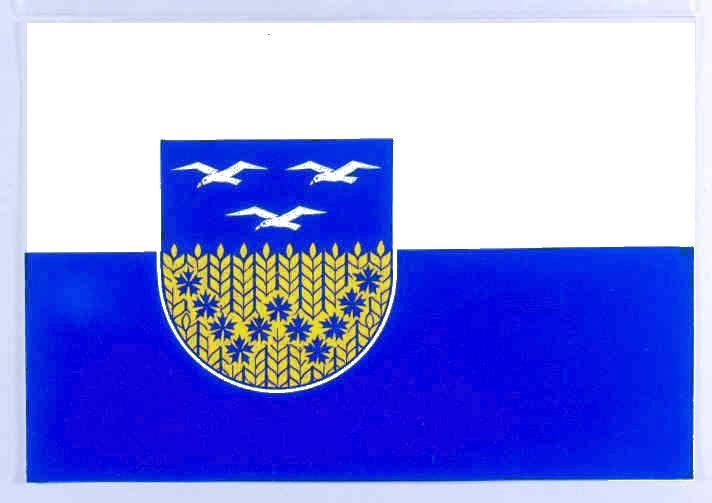 Flagge GemeindeKaiser-Wilhelm-Koog, Kreis Dithmarschen
