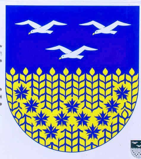 Wappen GemeindeKaiser-Wilhelm-Koog, Kreis Dithmarschen