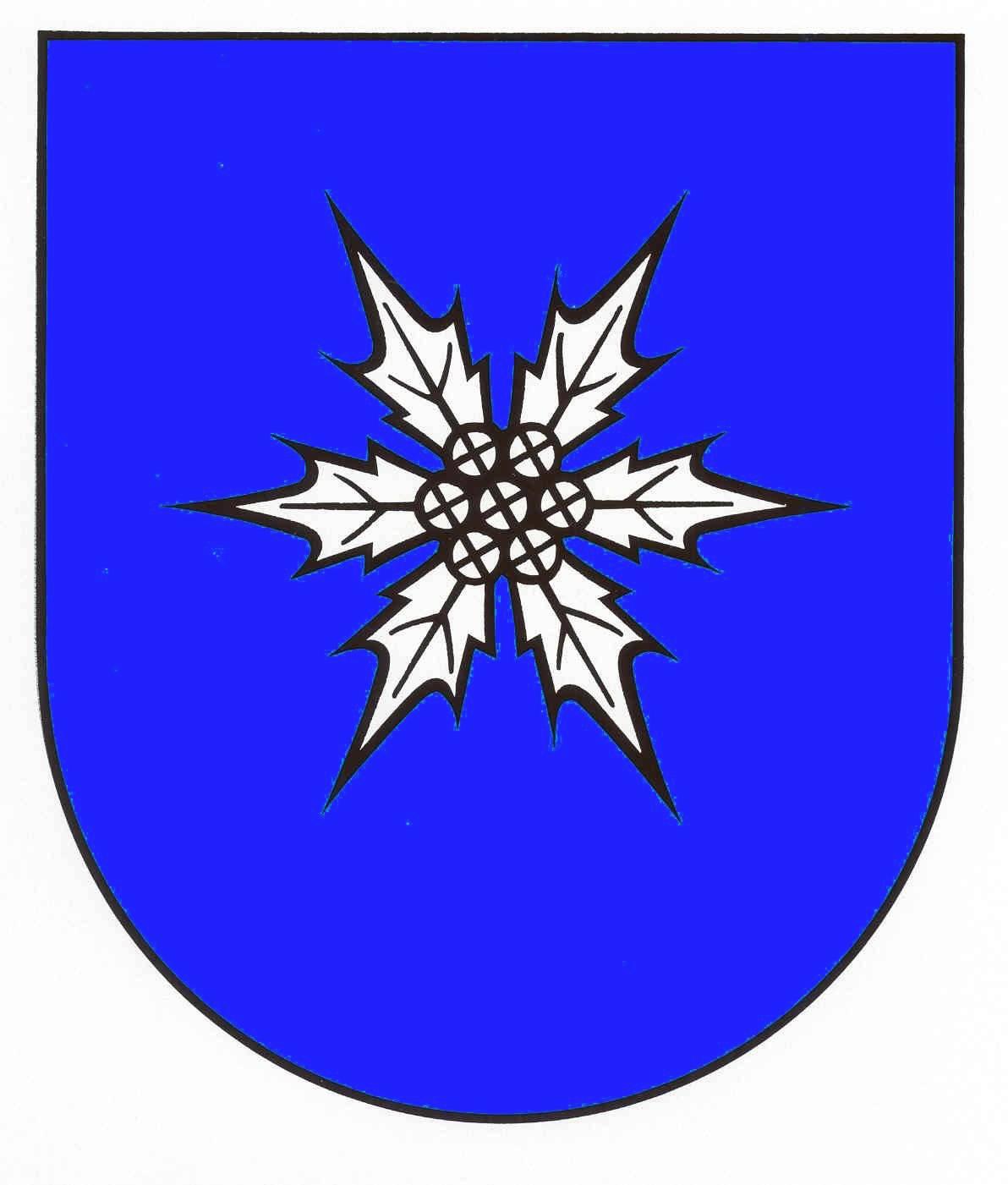 Wappen GemeindeKampen, Kreis Nordfriesland