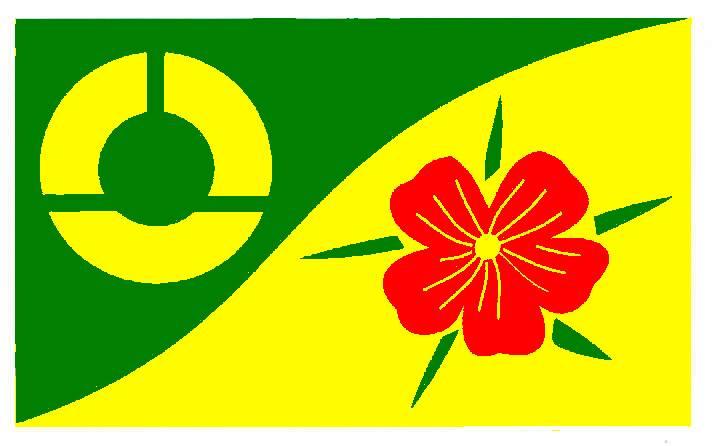 Flagge GemeindeKankelau, Kreis Herzogtum Lauenburg