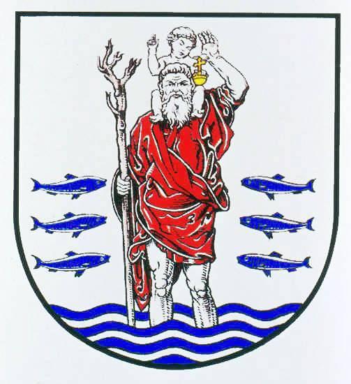 Wappen StadtKappeln, Kreis Schleswig-Flensburg