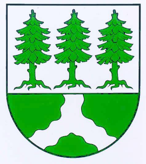 Wappen GemeindeKarlum, Kreis Nordfriesland