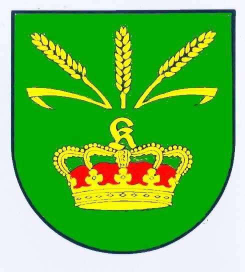 Wappen GemeindeKarolinenkoog, Kreis Dithmarschen