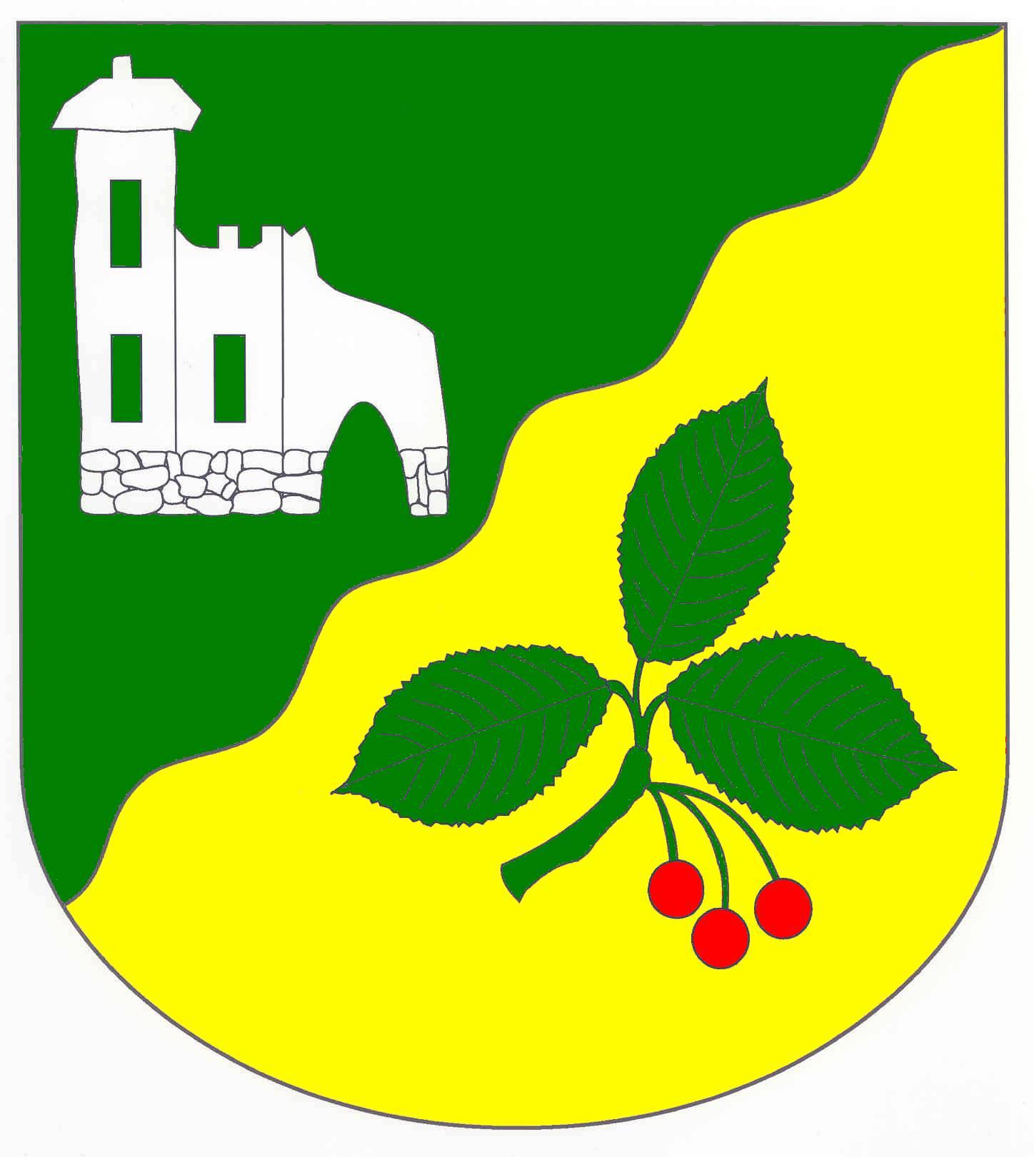 Wappen GemeindeKasseburg, Kreis Herzogtum Lauenburg