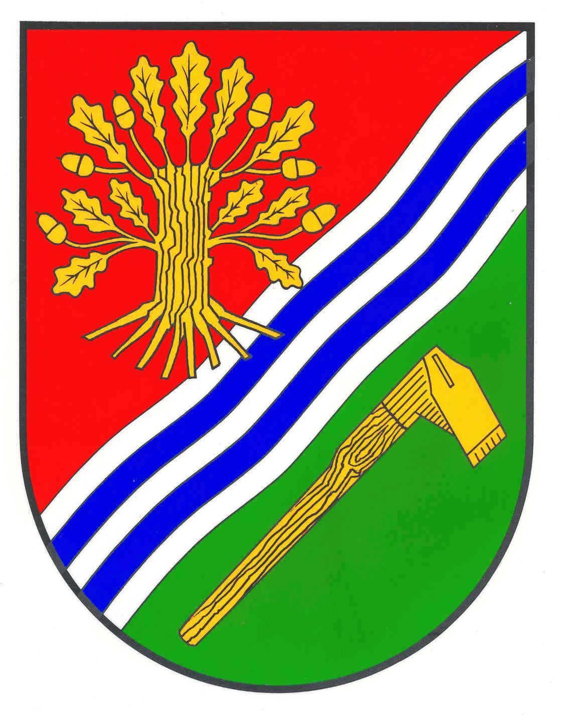 Wappen GemeindeKasseedorf, Kreis Ostholstein