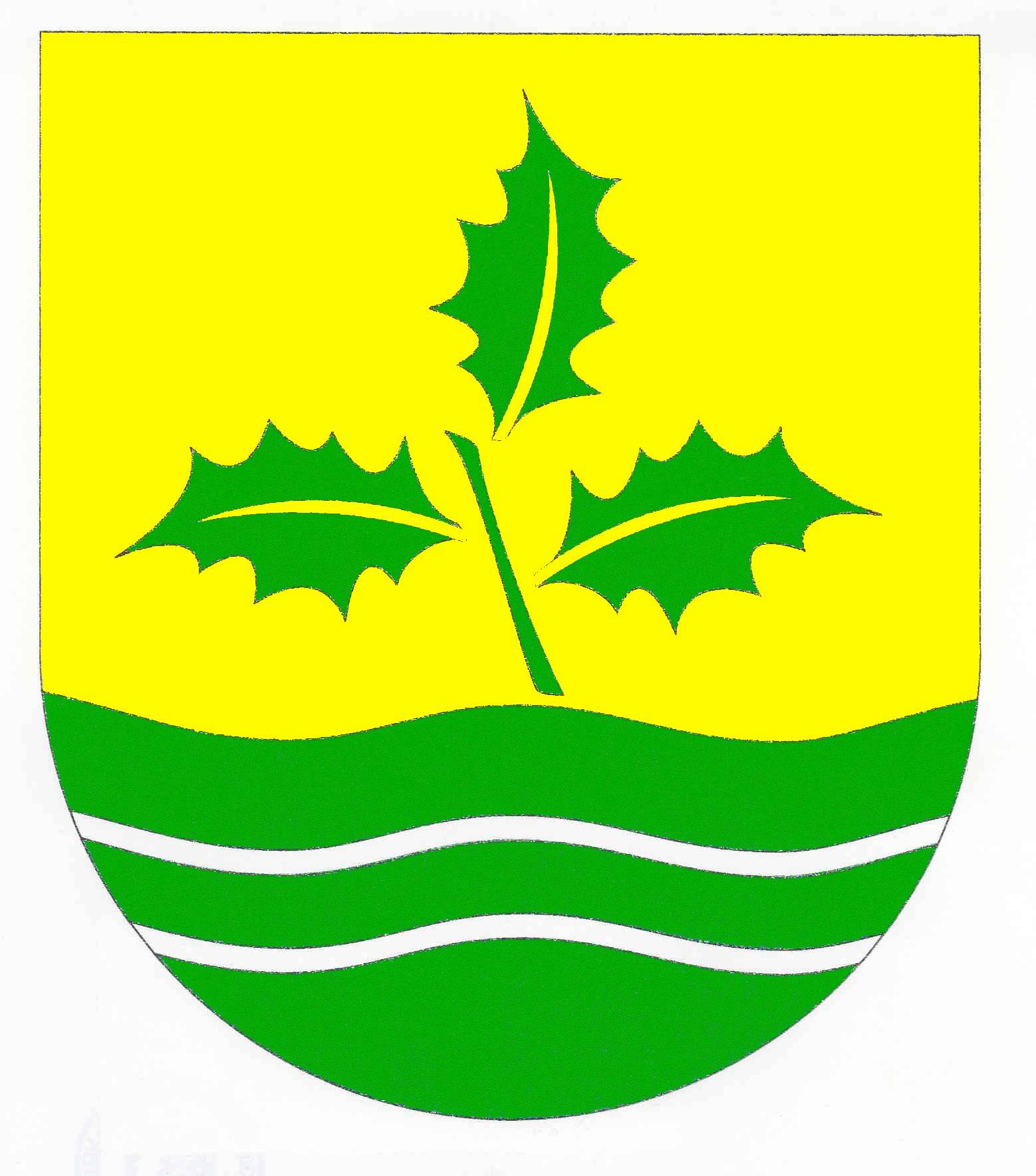 Wappen GemeindeKattendorf, Kreis Segeberg