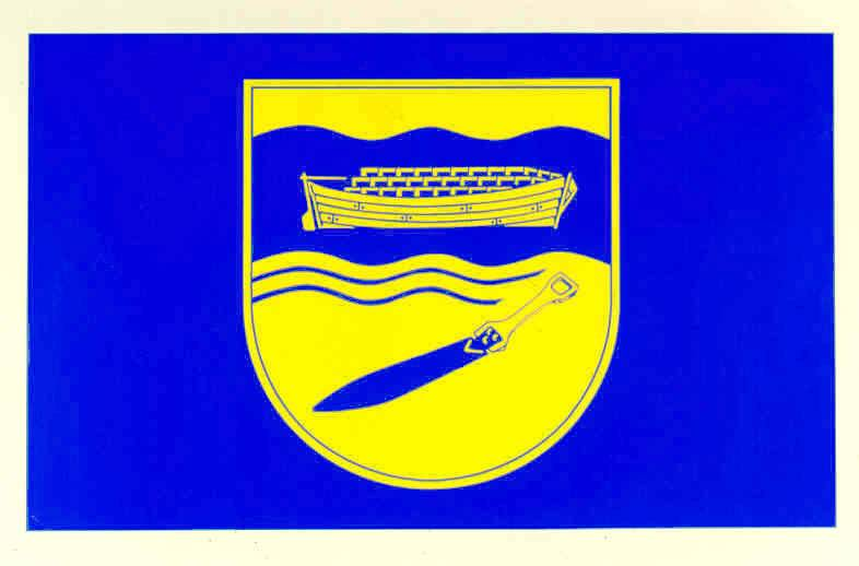 Flagge GemeindeKayhude, Kreis Segeberg