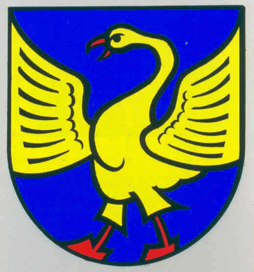 Wappen GemeindeKiebitzreihe, Kreis Steinburg