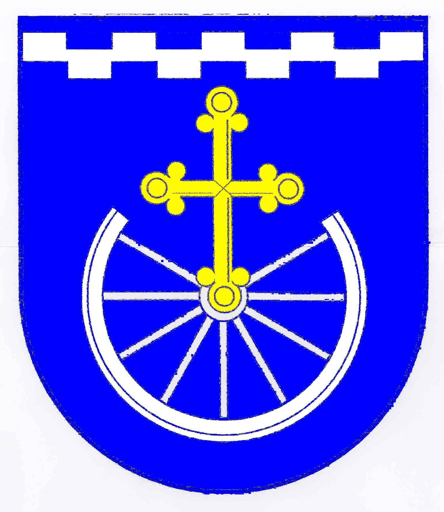 Wappen GemeindeKirchbarkau, Kreis Plön