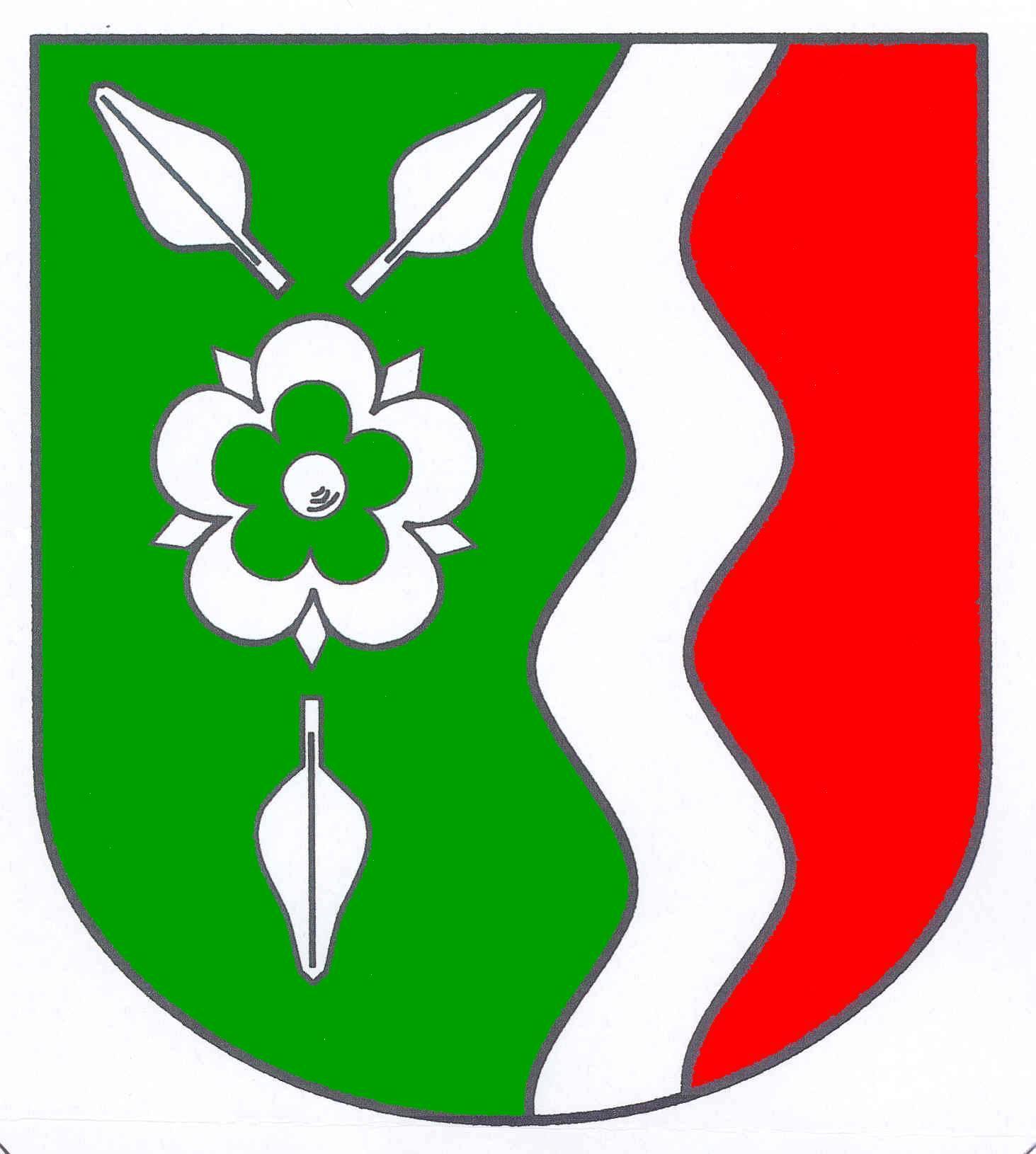 Wappen GemeindeKittlitz, Kreis Herzogtum Lauenburg