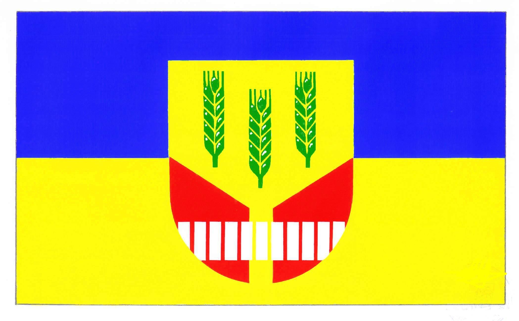 Flagge GemeindeKlamp, Kreis Plön