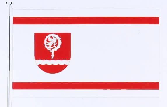Flagge GemeindeKlausdorf, Kreis Plön