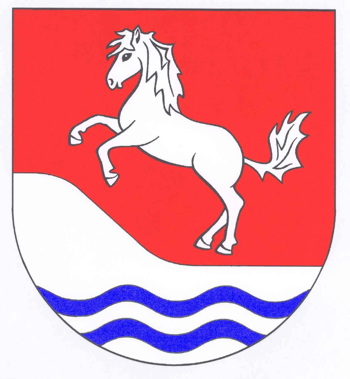 Wappen GemeindeKleve, Kreis Dithmarschen