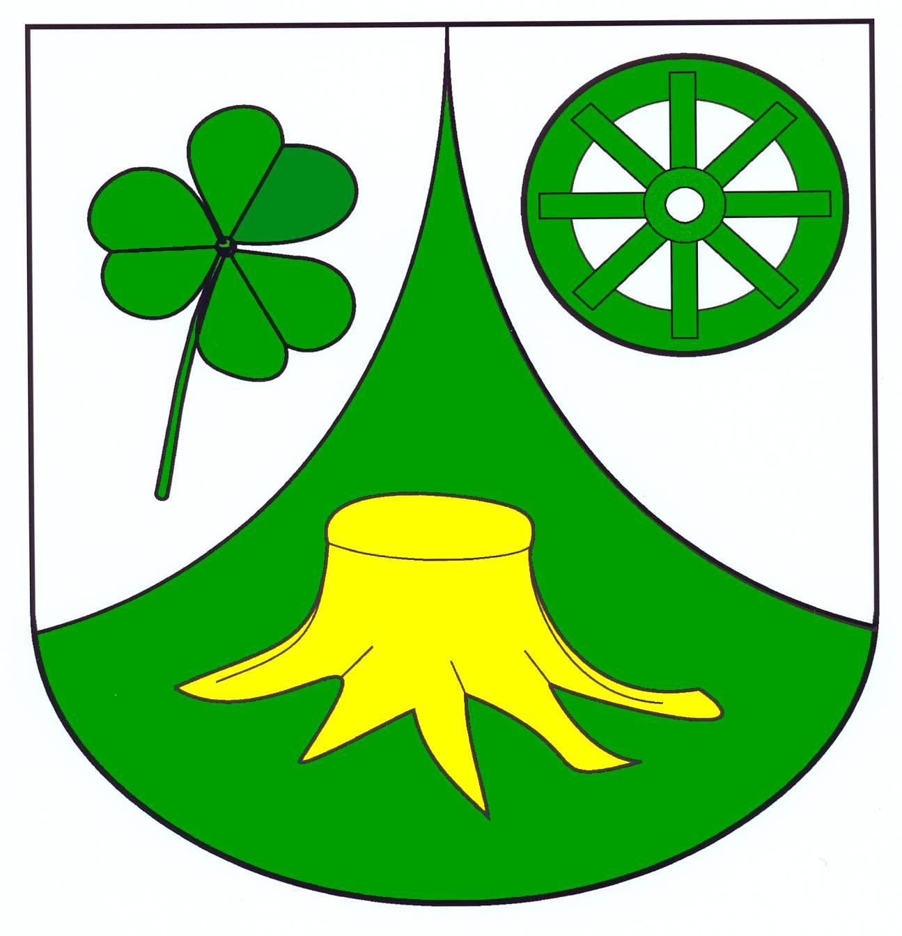 Wappen GemeindeKlinkrade, Kreis Herzogtum Lauenburg