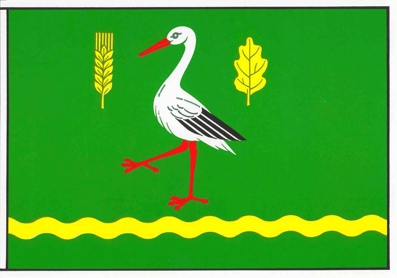 Flagge GemeindeKoberg, Kreis Herzogtum Lauenburg
