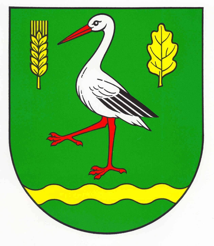 Wappen GemeindeKoberg, Kreis Herzogtum Lauenburg