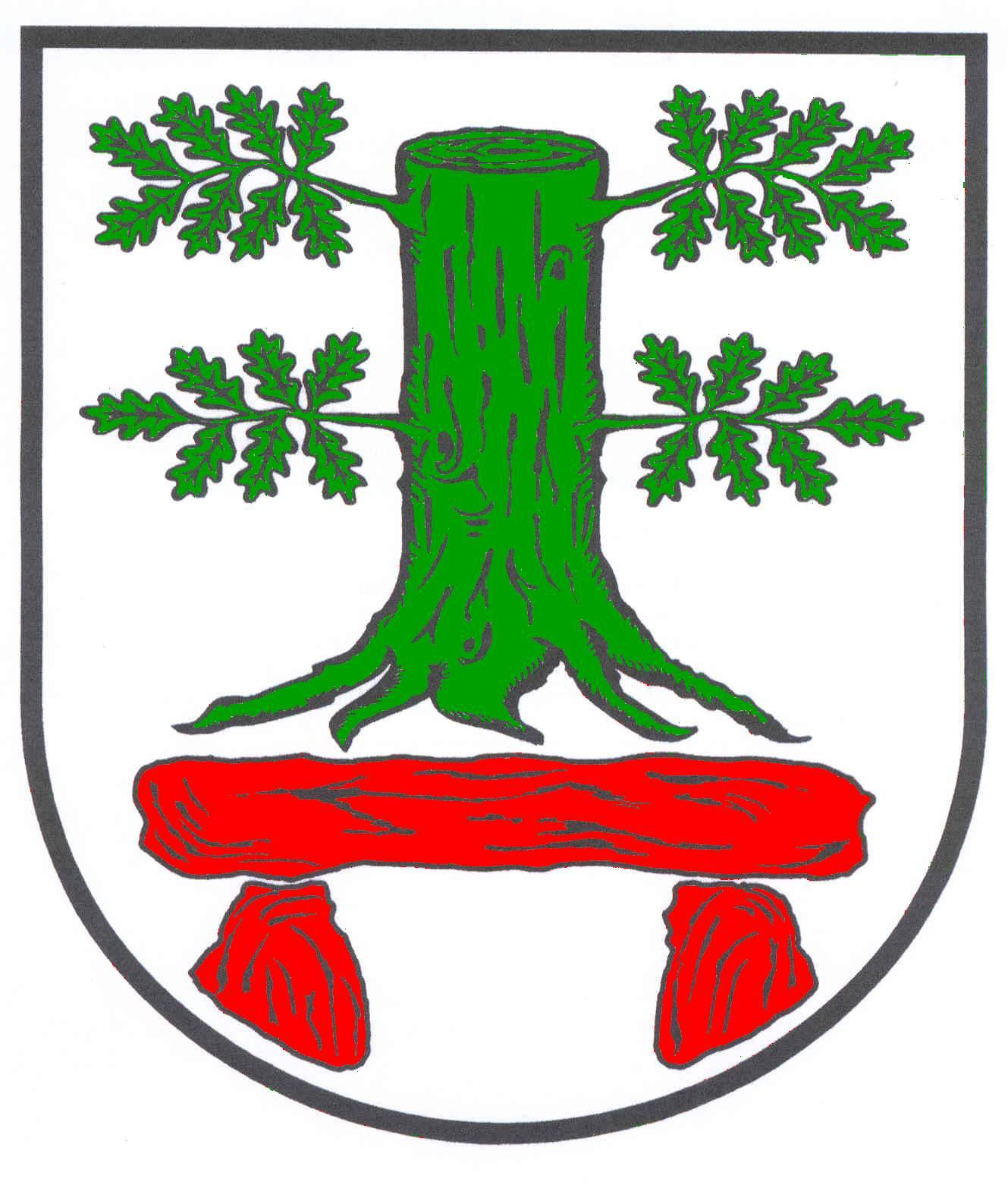 Wappen GemeindeKöhn, Kreis Plön