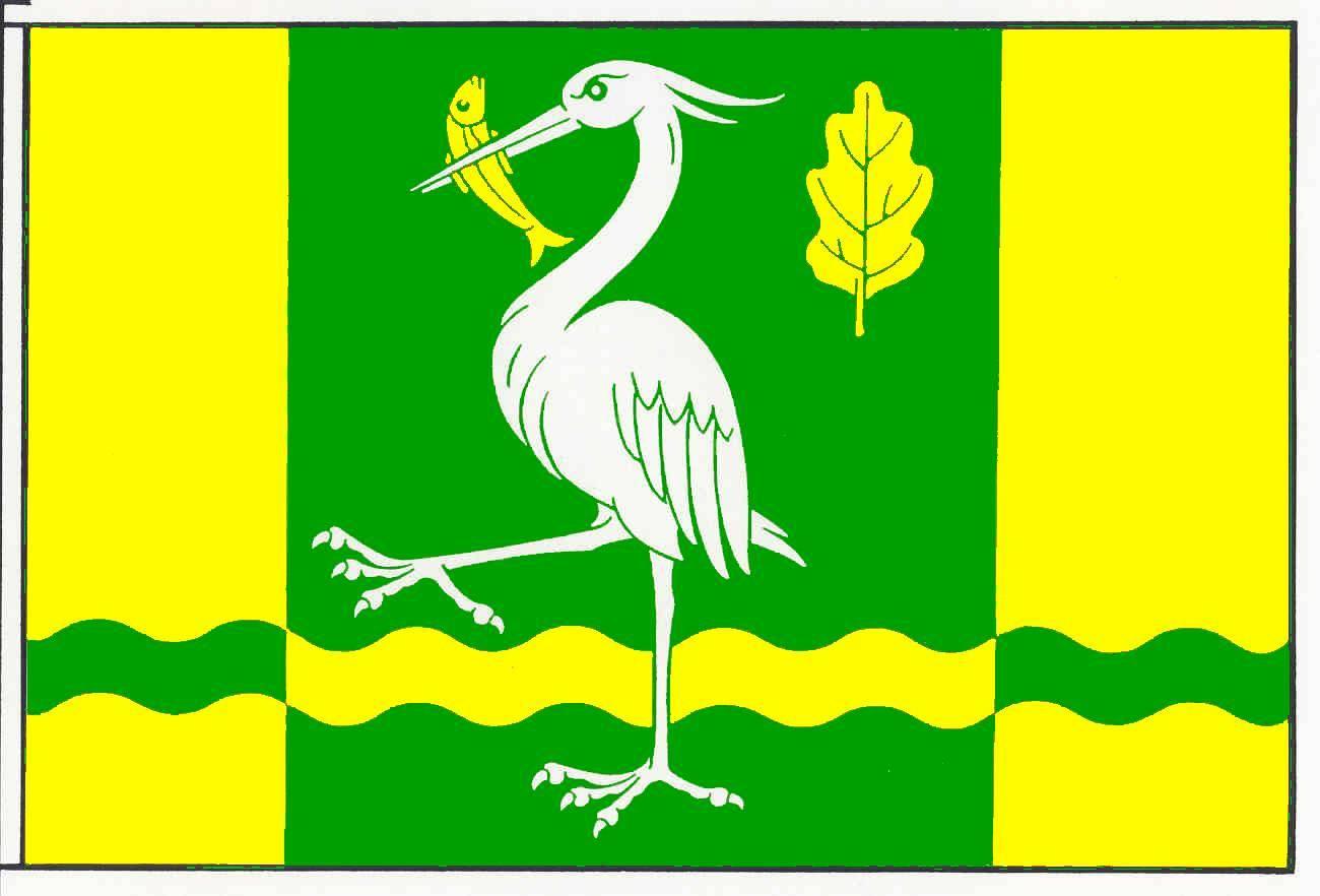 Flagge GemeindeKölln-Reisiek, Kreis Pinneberg