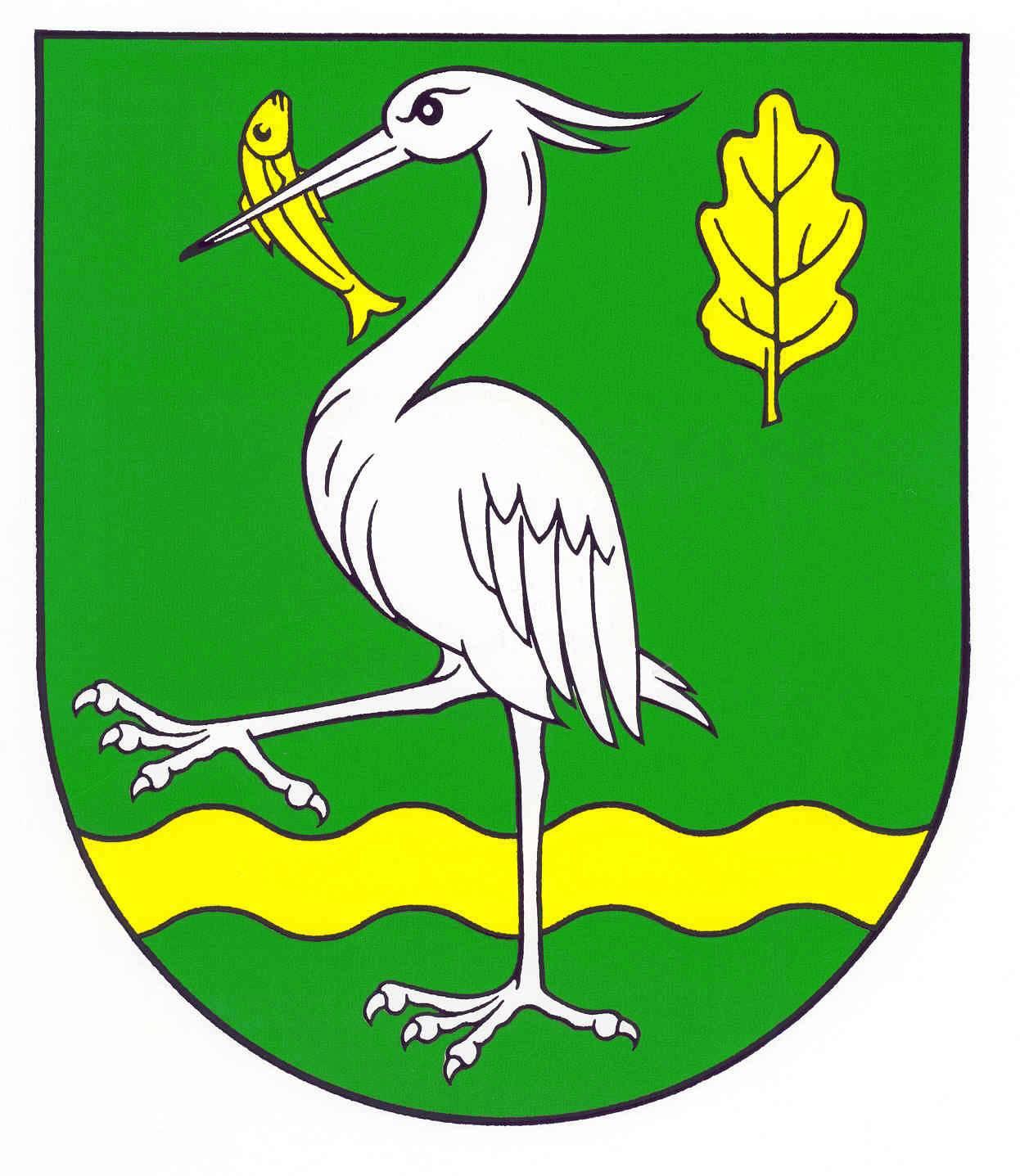 Wappen GemeindeKölln-Reisiek, Kreis Pinneberg