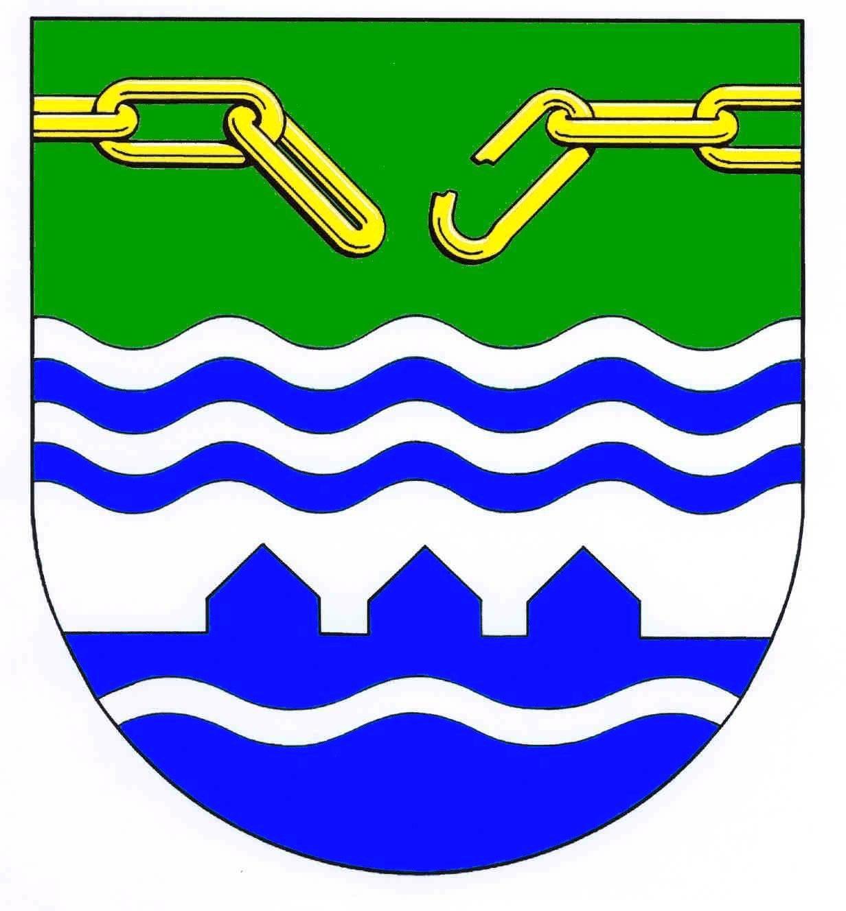 Wappen GemeindeKoldenbüttel, Kreis Nordfriesland