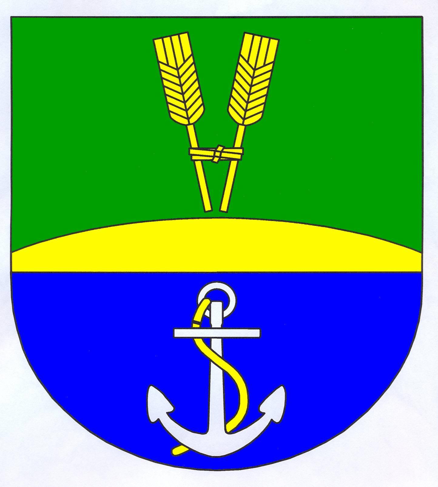 Wappen GemeindeKollmar, Kreis Steinburg