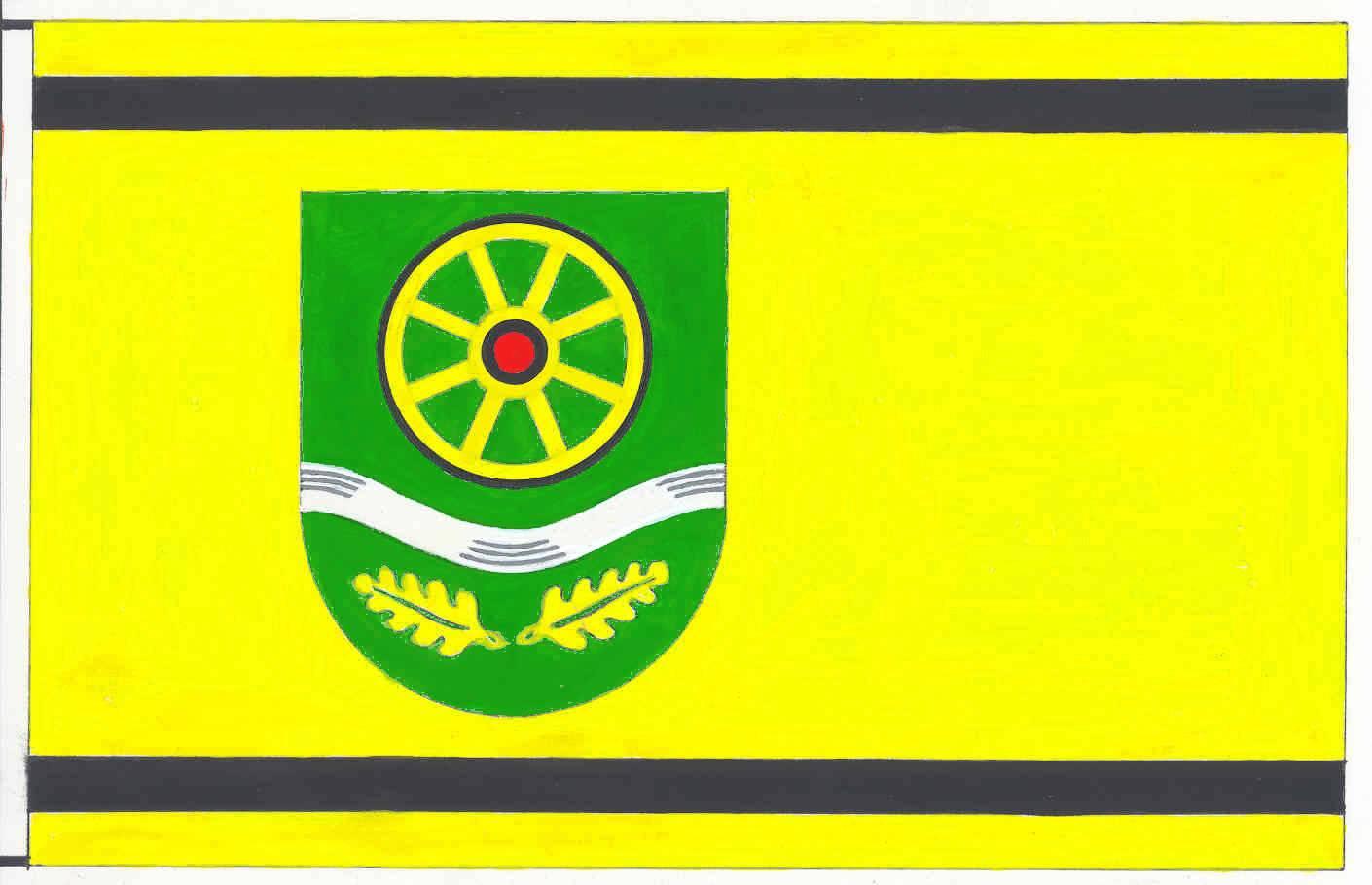 Flagge GemeindeKollow, Kreis Herzogtum Lauenburg