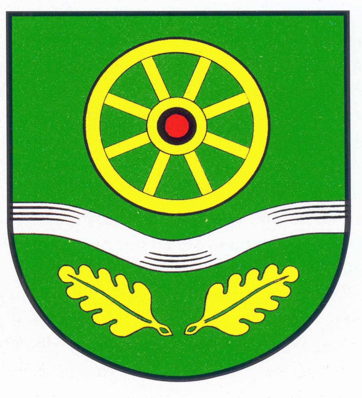 Wappen GemeindeKollow, Kreis Herzogtum Lauenburg
